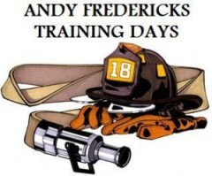 Andy Fredericks Training Days